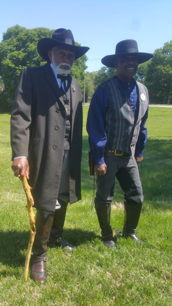 2017 Buffalo Soldier KC Heritage Day
