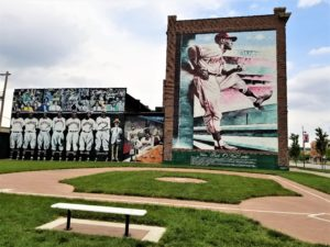 Kansas City Monarchs Mural